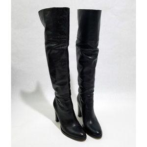 Michael Kors Over The Knee Regina Boots